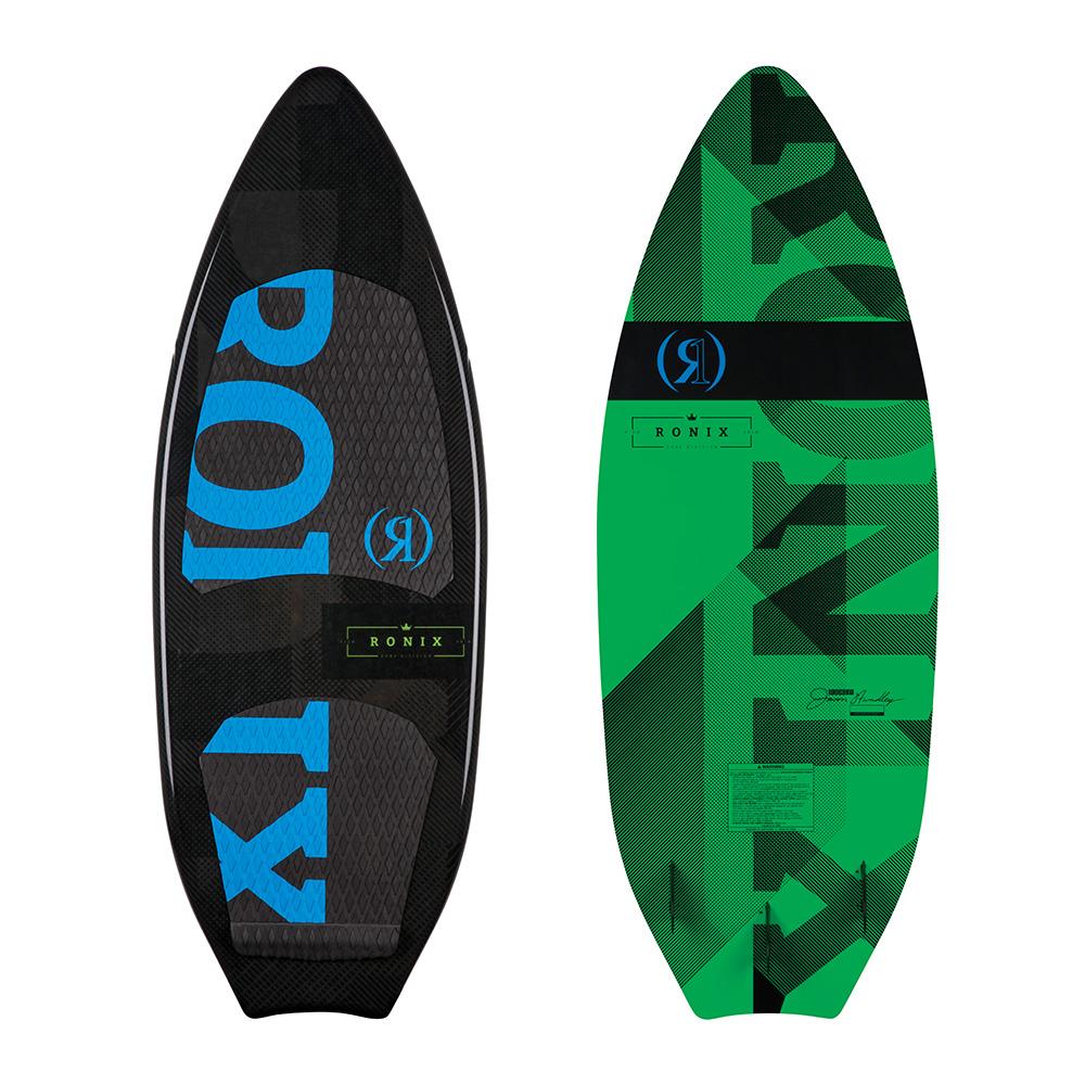 Ronix Wakesurf Board Fish Skim Modello 2018 Ober- und Unterseite