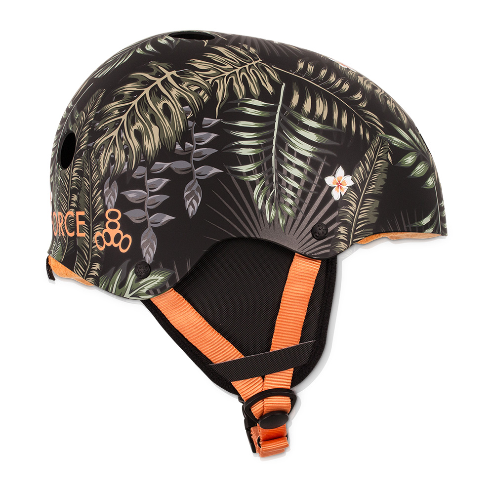 Liquid Force Wakeboard Helm Flash Tropical 2019 Aussenseite