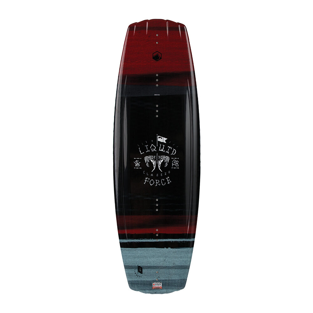 Liquid Force Wakeboard Classic 138cm 2019 Oberseite