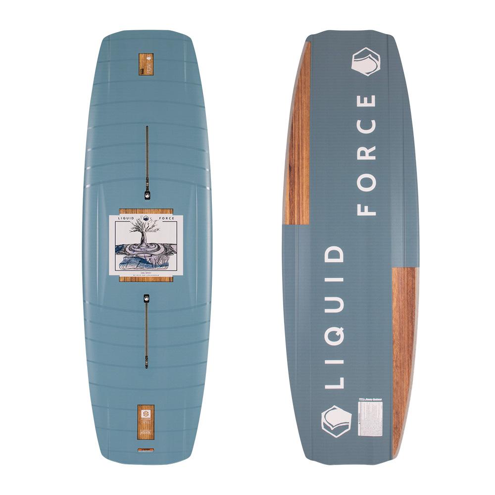 Liquid Force Wakeboard Peak 138cm 2019 Ober- und Unterseite