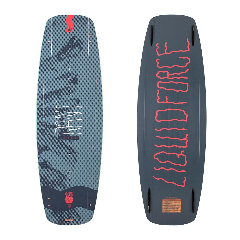 Liquid Force Wakeboard Rant 125cm 2019 Ober- und Unterseite