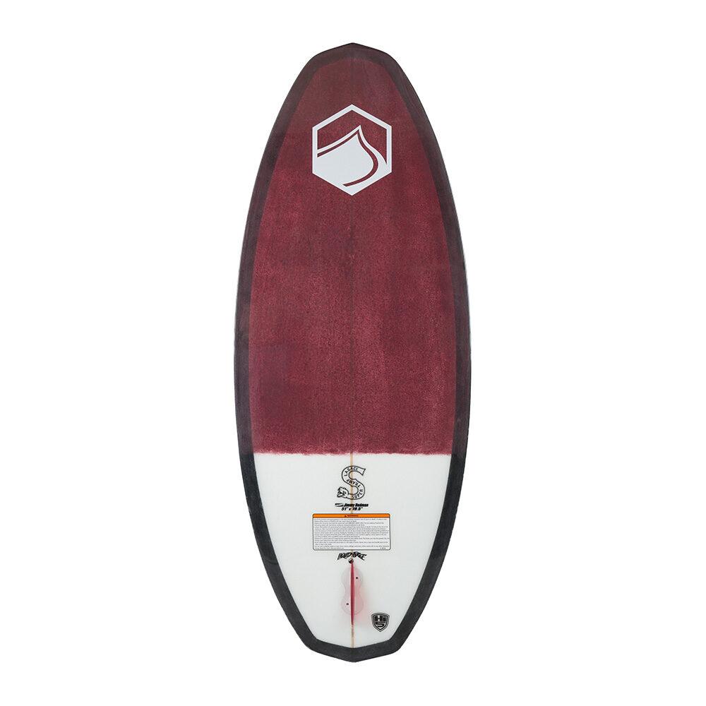 Liquid Force Wakesurf Board Super Tramp 2018 Unterseite